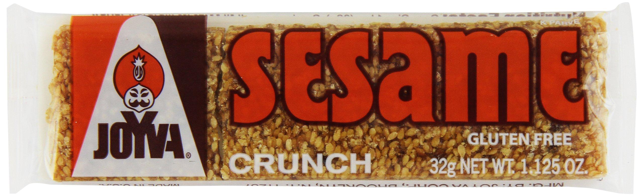 Joyva Sesame Bars, 1.125-Ounce Bars (Pack of 36) by Joyva (Image #1)