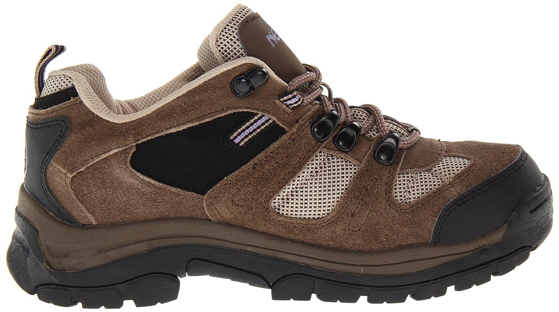 Nevados Women's Klondike Waterproof Low V4161W Hiking Boot B005P8MYFG 11 B(M) US|Dark Brown/Black/Taupe