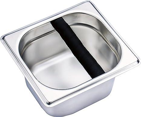 Amazon.com: Caja de café, espresso, caja de golpe, caja de ...