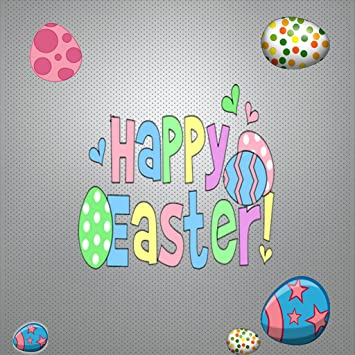 Amazon Com Live Wallpaper Happy Easter Falling Easter Egg S