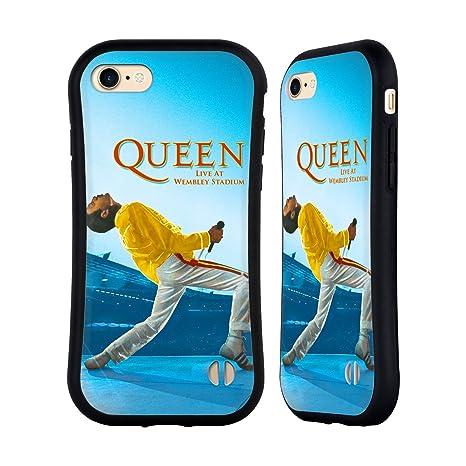 Amazon.com: Oficial Queen Freddie Mercury Vivir en Wembley ...