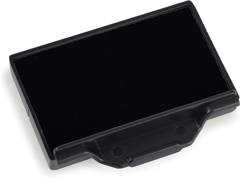 Nero colore Trodat Sign Diffusion 3 Cuscinetti di ricambio per timbri autoinchiostranti 6//53
