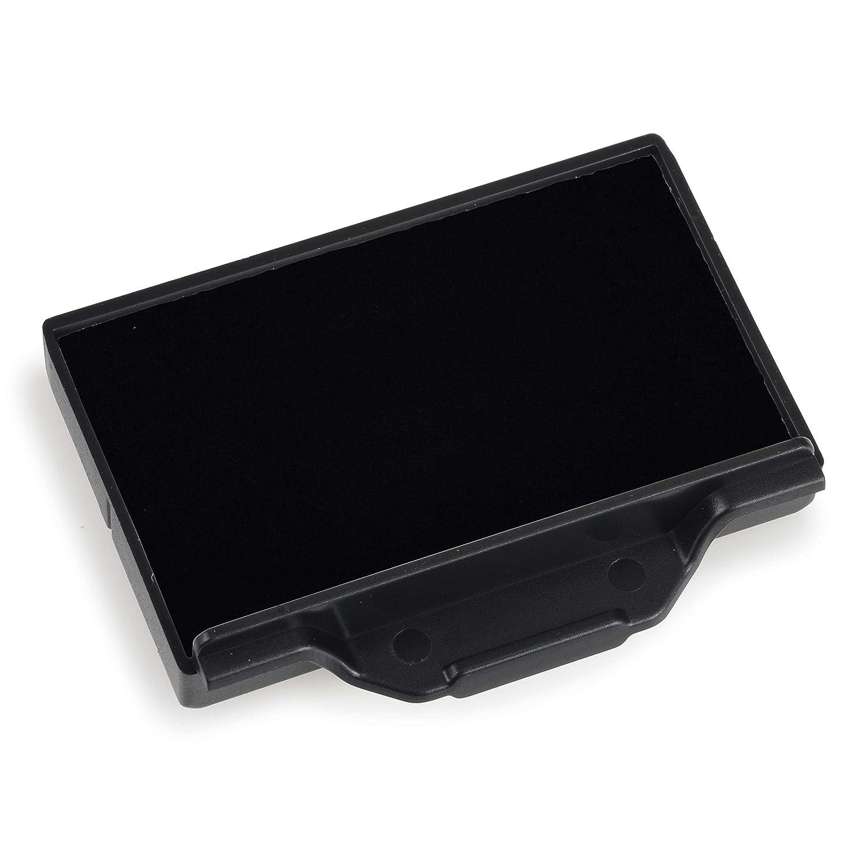 Trodat Sign Diffusion - 3 Cuscinetti di ricambio per timbri autoinchiostranti 6/53, colore: Nero 12413