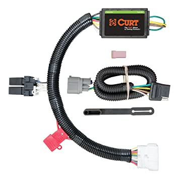 81llRnL9 fL._SY355_ amazon com curt 56170 custom wiring connector automotive Custom Automotive Wiring Components at gsmportal.co