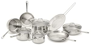 Emeril by All-Clad E914SC, 12-Piece