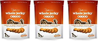 product image for Fruitables 3 Pack of Whole Jerky Bites, 5 Ounces Each, Turkey & Sweet Potato Jerky Dog Treats