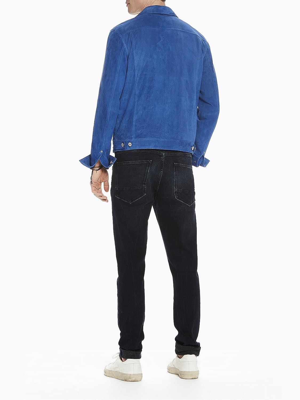 Blue Scotch /& Soda Mens Skinny Jeans