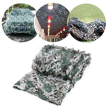 Uniquebella Tarnnetz Camouflage Netz Camonet Waldtarnung Flecktarn