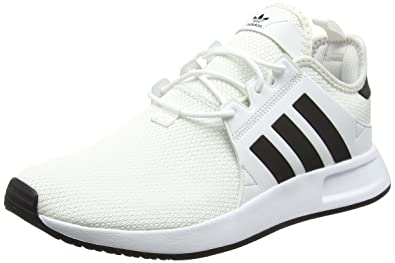 fac4514d7 adidas X PLR Mens Trainers White Black - 7 UK