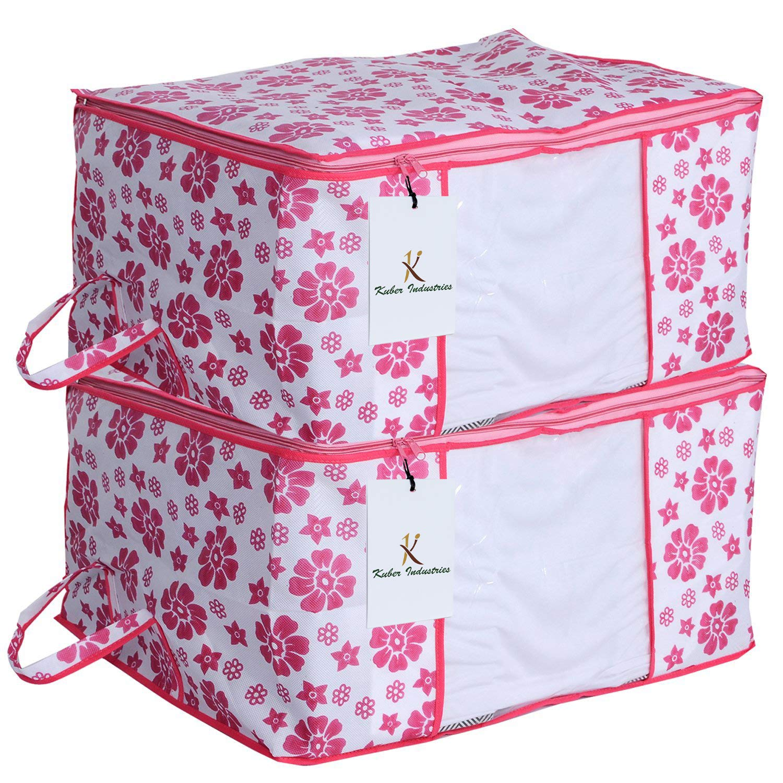 Kuber Industries™ Underbed Storage Bag,Storage