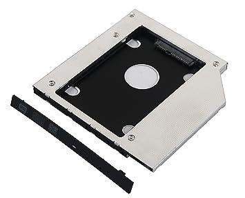 Deyoung 2do SATA HDD SSD disco duro Caddy adaptador para Lenovo ...