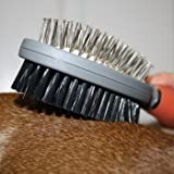 GoPets Professional Double Sided Pin and Bristle