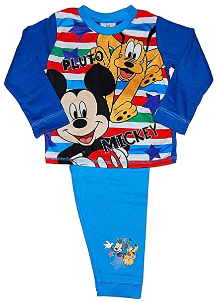 Girls Kids Boys Disney Doc McStuffins Pyjamas PJs Set Nightwear 100/% Cotton