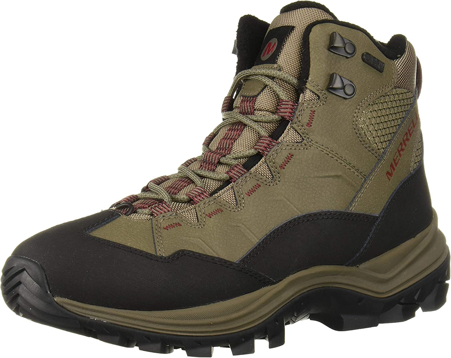 Merrell Men s Thermo Chill Mid Wp Snow Boot