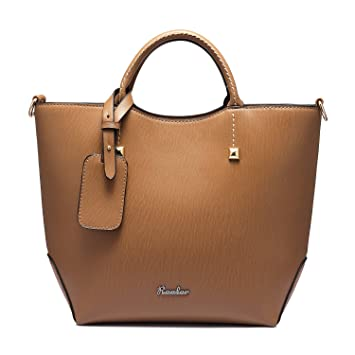 fc4820e178db6 Handtaschen Damen Lederimitat Henkeltasche Große Tote Handtasche für Frauen  Taschen mit langen Riemen