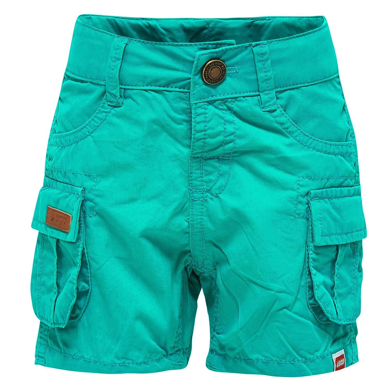 LEGO Pantalones Cortos para Bebés LEGO Parkin 303 Verde (Green) (Tamaño del Fabricante:86) 19244