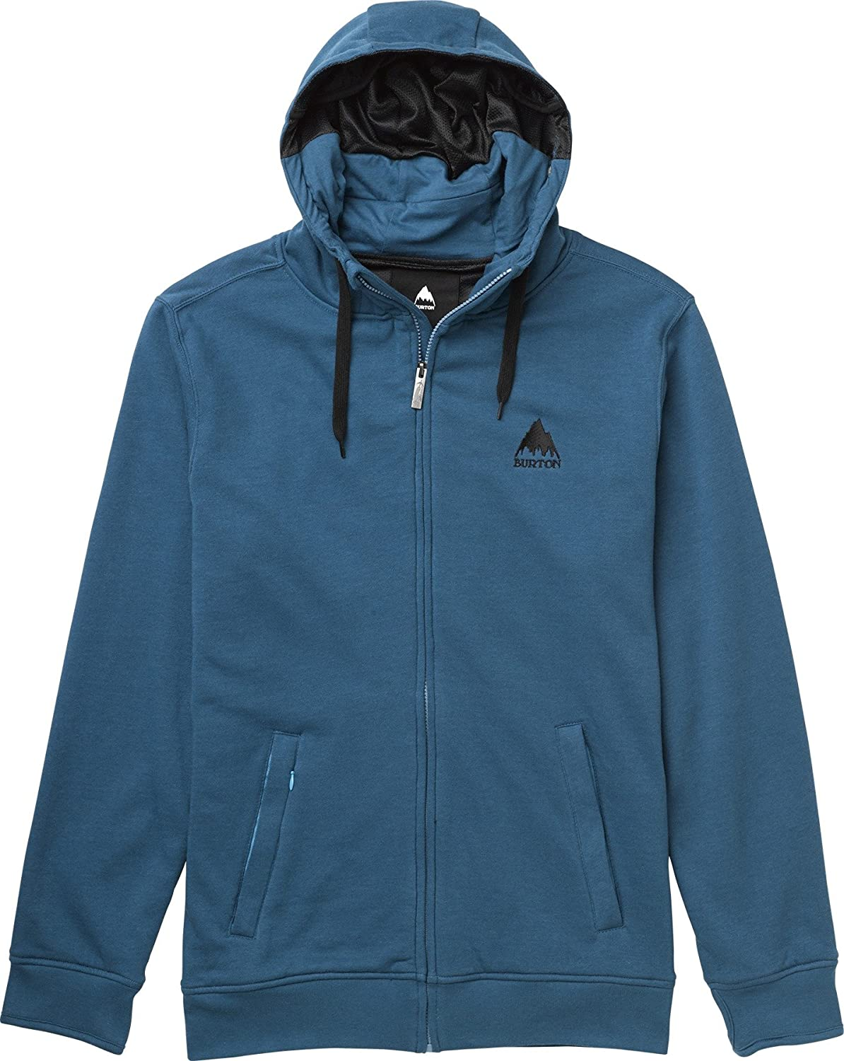 qsw dailymotion burton hoodie video review sleeper