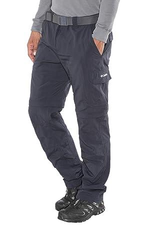 Ii Homme Long 30 2019 Xbxvc Columbia Pantalon Ridge Noir Silver qtS5dnSw