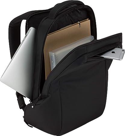 Incase CL55535 Mochila Nylon Negro - Mochila para portátiles y netbooks (Nylon, Negro, 38,1 cm (15