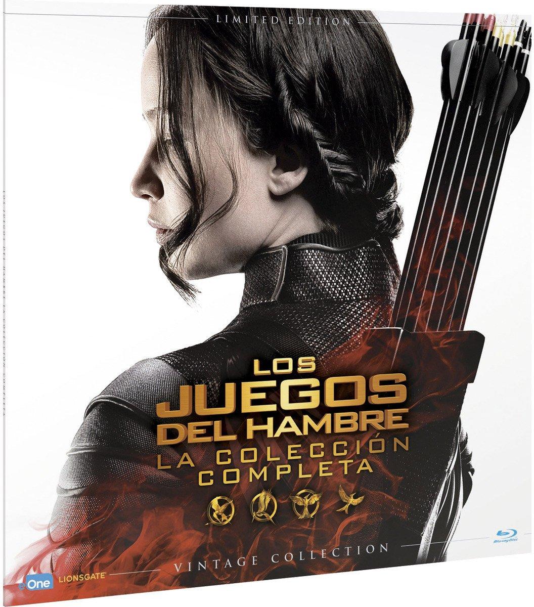 Amazon.com: Pack Saga Los Juegos Del Hambre Colección ...