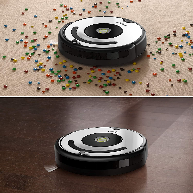Roomba 670 vs. Roomba 690 vs. Roomba 675