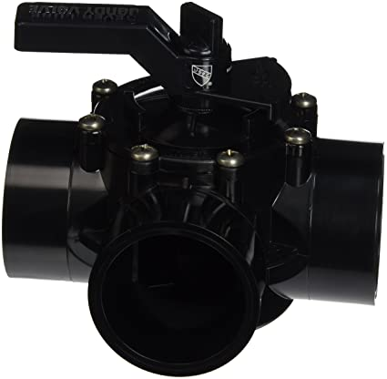3-Port Zodiac 2-Way//3-Way Neverlube Valves Jandy Cover