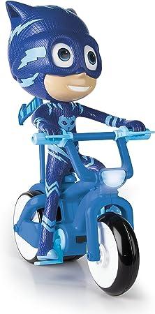IMC Toys PJ Mask GATTOBOY - Bicicleta acrobática RC, 273016PJ