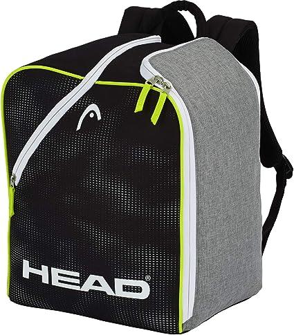 Head - Mochila Unisex de esquí para Exteriores, Color Negro, tamaño 32, Volumen