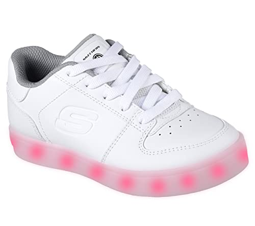 Para Zapatillas Altas Amazon Energy es Lights Niños Skechers Elate xfRItnXwnq