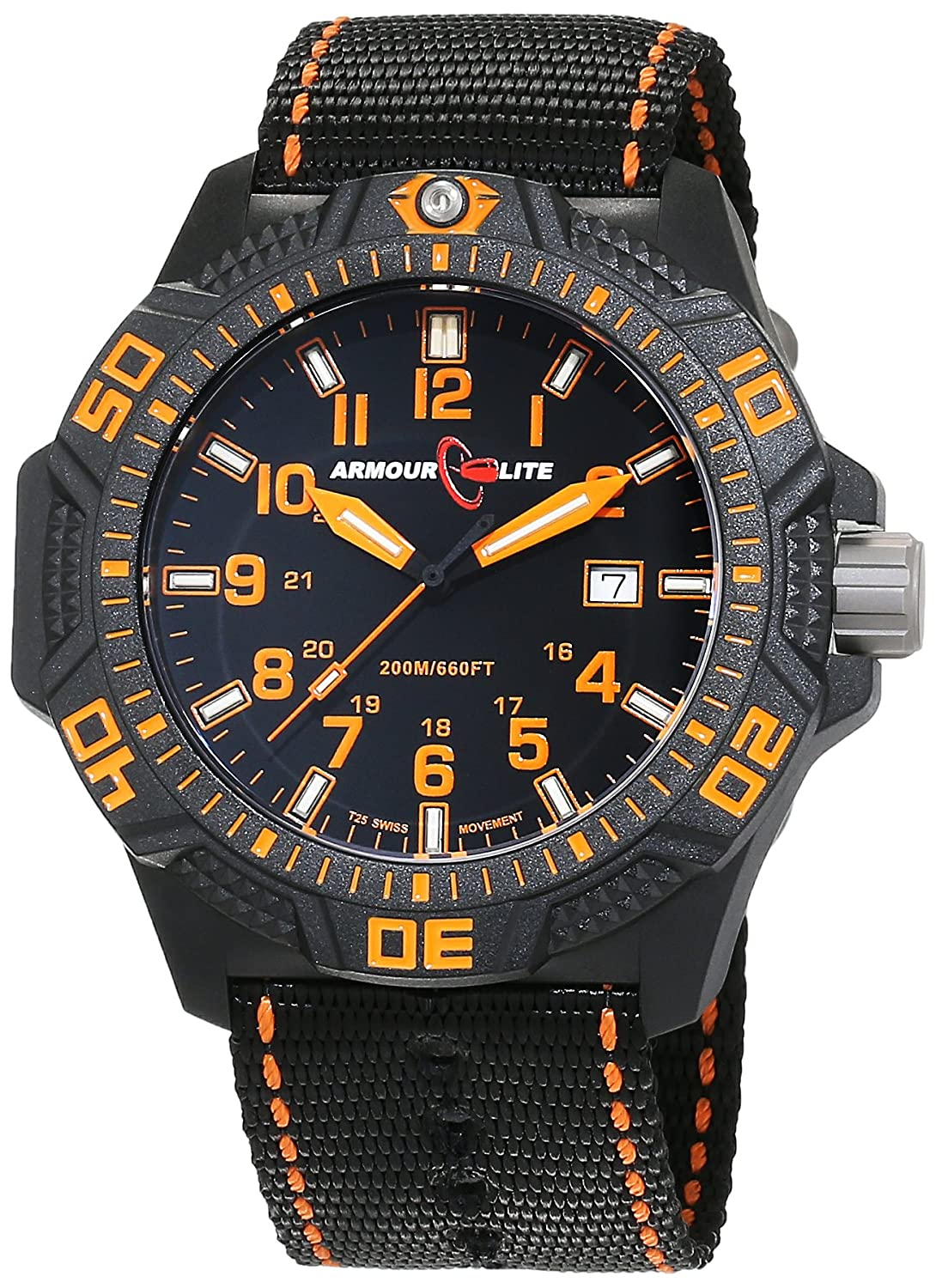 ArmourLite Sportuhr - Orange - AL602