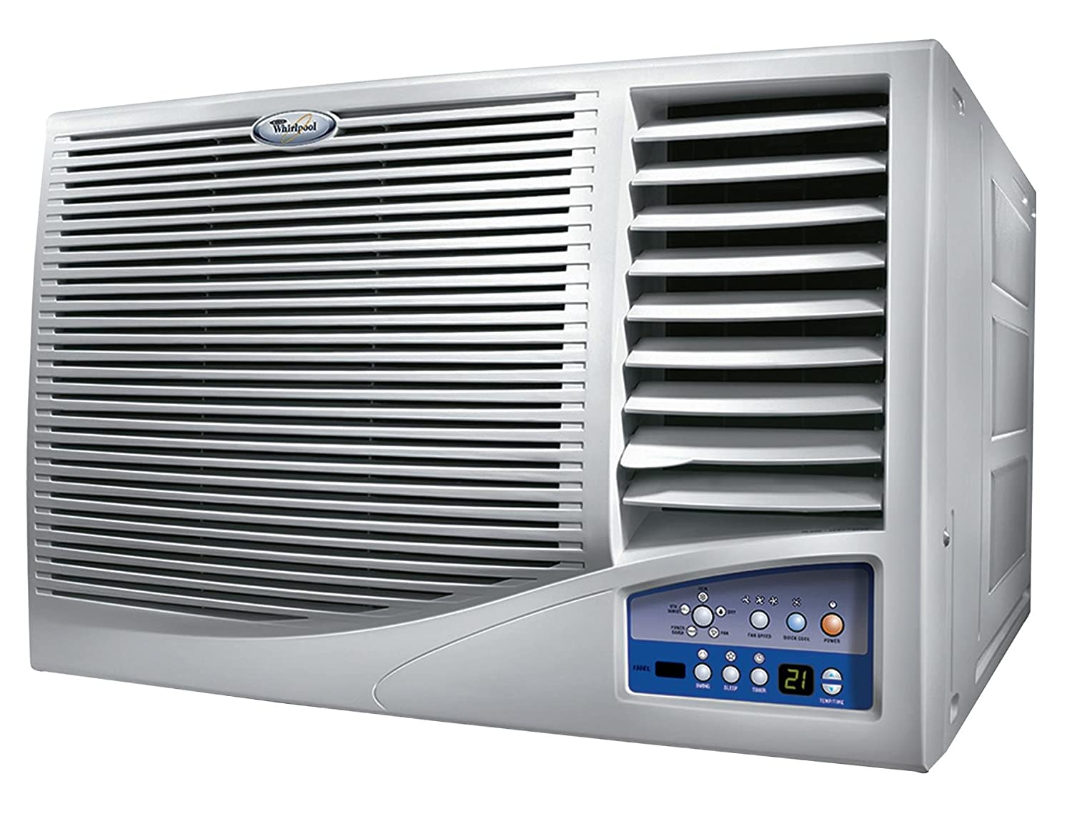 Whirlpool Magicool Platinum V Window Ac   Star Rating White Copper Amazon In Home Kitchen