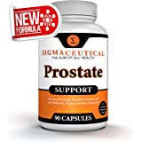 Prostate Supplement for Men – Pygeum and Saw Palmetto for Hair Loss - Frequent Urination Remedies - Beta Sitosterol and Stinging Nettle Root - Natural DHT Blocker for Men – 90 Capsules