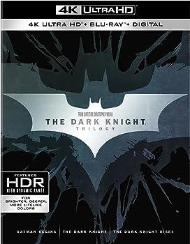 Dark Knight Trilogy UHD Blu-ray