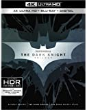 Dark Knight Trilogy UHD/BD [Blu-ray]