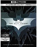Dark Knight Trilogy UHD/BD [Blu-ray]