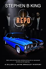 Repo (A Dillon and Jayne Bradley Mystery Book 2) Kindle Edition