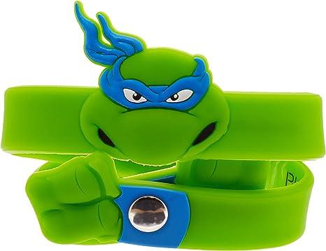 Teenage Mutant Ninja Turtles Leonardo Wristband Amazon Com