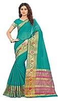 Royal Export Women's Cotton Silk Saree(S7)