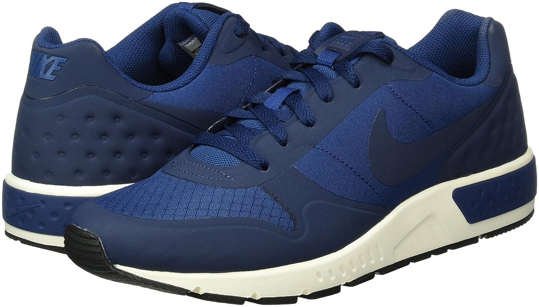 online retailer 8a016 77a3b Nike Nightgazer LW Mens Running Shoes - Coastal Blue