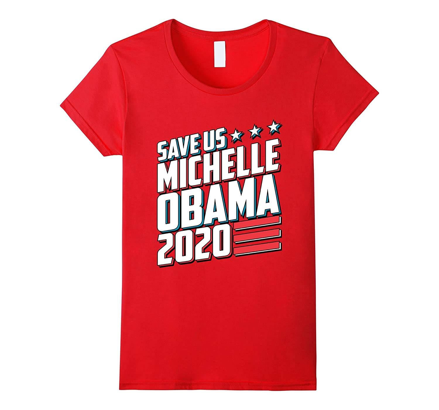 Michelle Obama 2020 Presidential Campaign Election TShirt