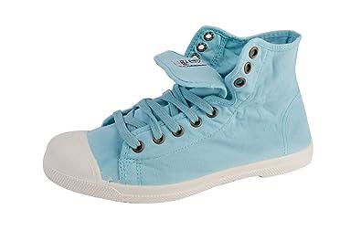 Natural World Damen Bota vegane Sneaker High Blau  Amazon.de  Schuhe ... 5cb9abcc1c