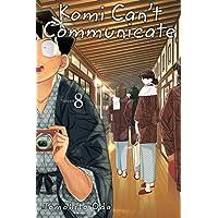 Komi Can't Communicate, Vol. 8 (8)