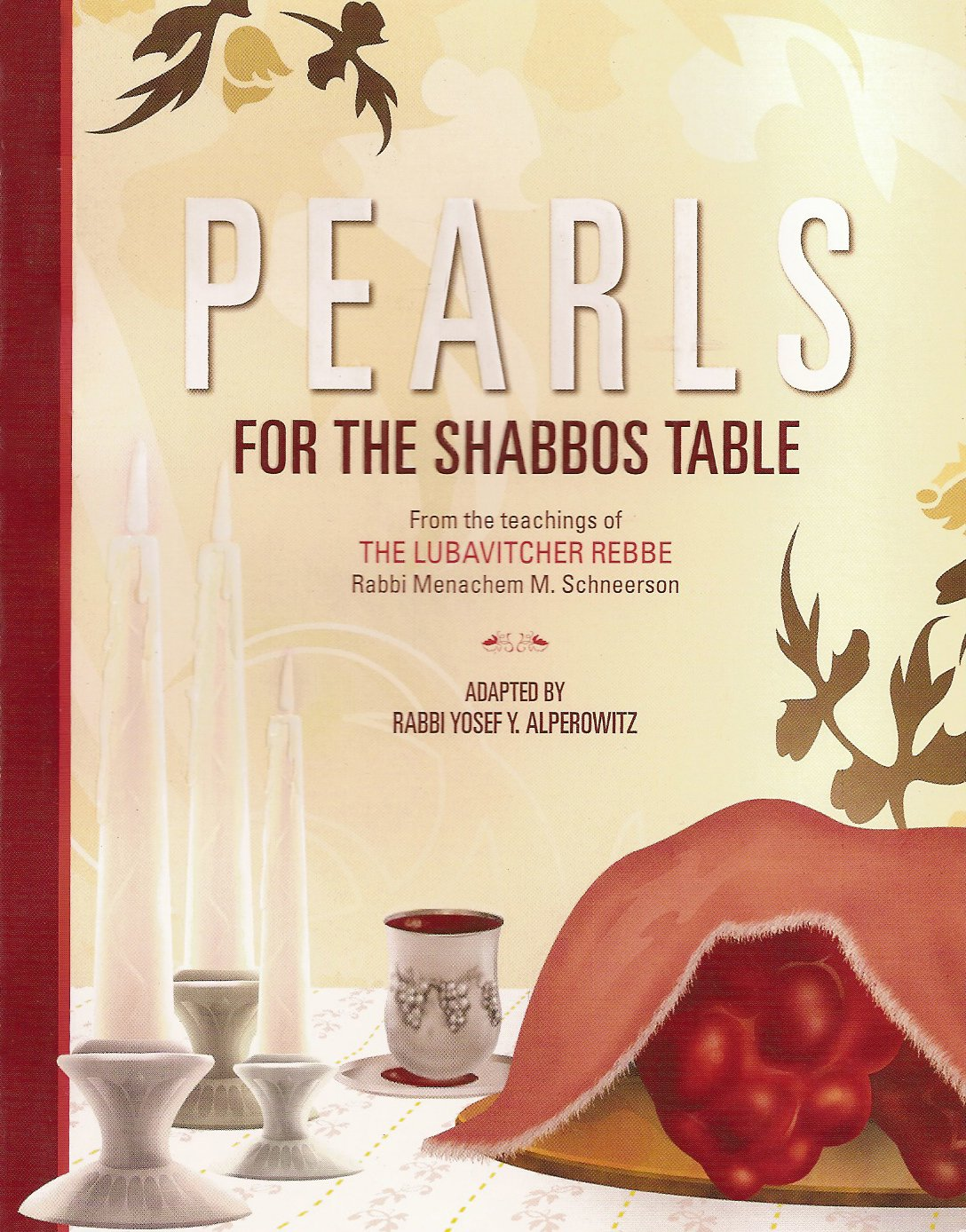 Pearls for the Shabbos Table pdf epub