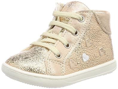 9b8d66cb0aa93 Primigi PBX 14041 Sneaker a Collo Alto Bambina