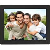 Micca NEO 15-Inch Digital Photo Frame with 8GB Storage, Motion Sensor, High Resolution LCD, MP3 Music and 720P HD Video Playback, Auto On/Off Timer (M153A-M)