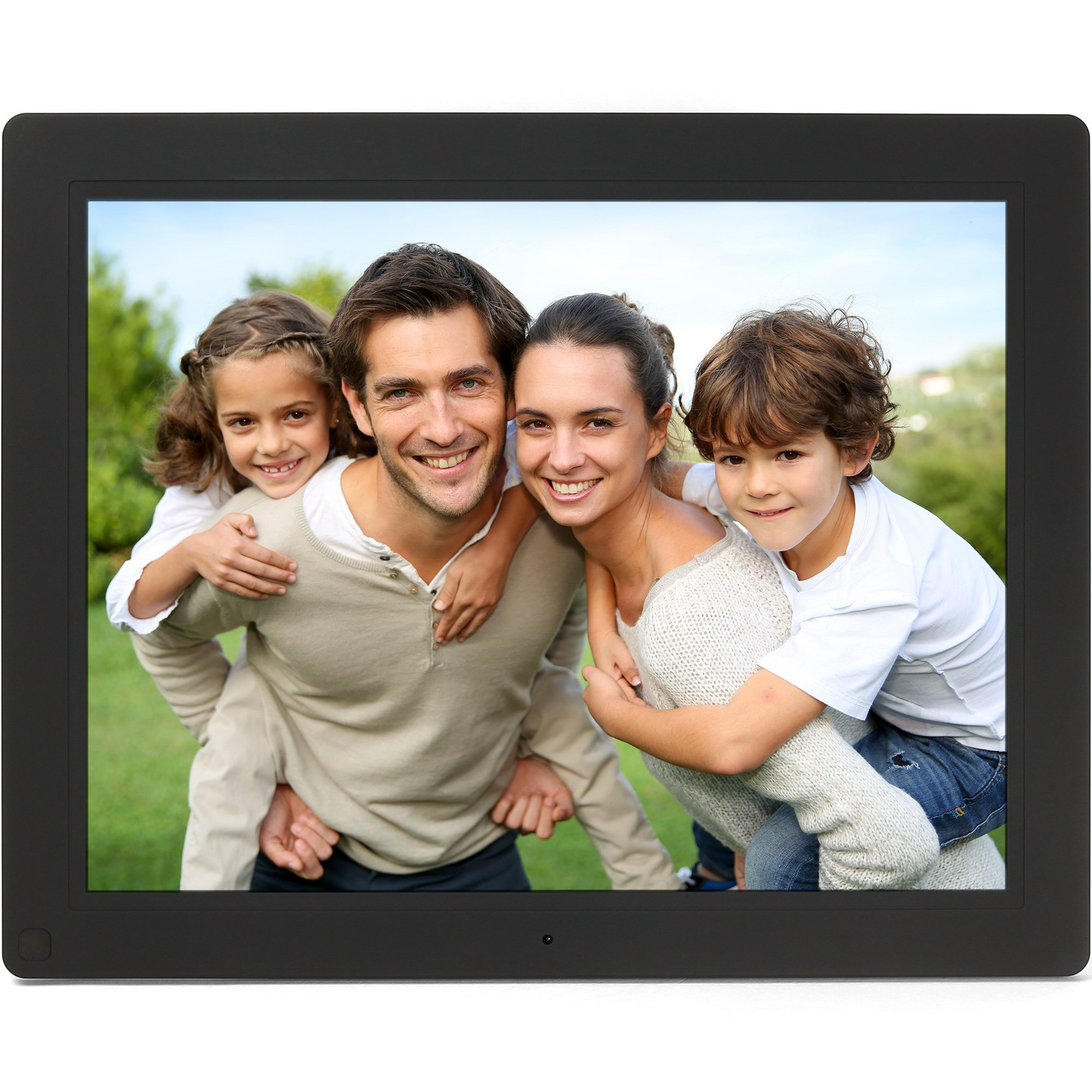 Micca Neo-Series 15-Inch Natural-View Digital Photo Frame with Motion Sensor and 8GB Storage Media (M153A-M) by Micca