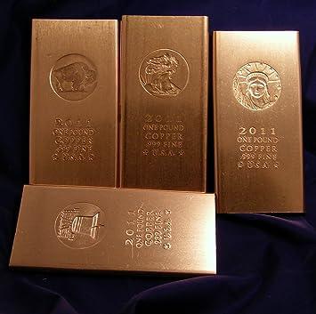 "Copper Bar ONE FOOT LENGTH 12x1x1//8/"" .9995 Raw Bullion Cut Investment G//Vg"