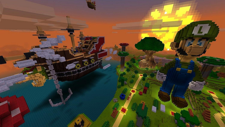 Minecraft Nintendo Switch Edition Nintendo Switch Amazonde Games - Ahnliche spiele wie minecraft app store