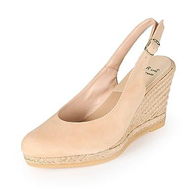 Sandale VALENCIA beige - (BEIRUT-7 TABACCO)