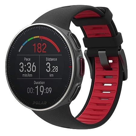 Polar Vantage V Titan - Reloj Premium con GPS y Frecuencia ...